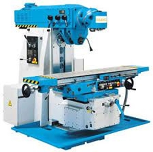 Picture for category Universal milling machine