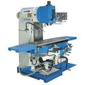 Picture for category Vertical milling machine