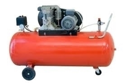 Picture of High Pressure Air compressor 20 Hp