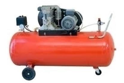 Picture of High Pressure Air compressor 25 Hp