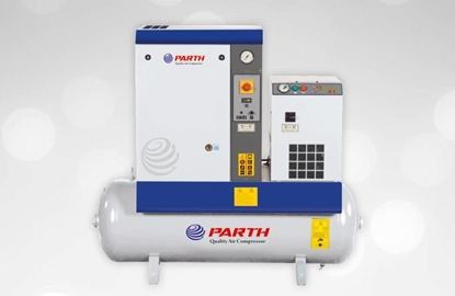 Picture of Screw Air Compressor Pe Sc 10/35