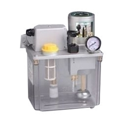Picture of Motorised Lubrication Pump Alu 08 single Phase