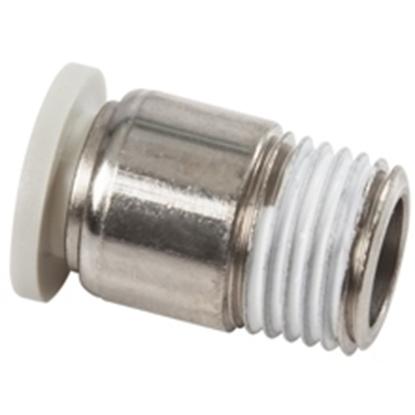 "Picture of VAC 1/2"" Round Male Connecto  POC 16-04"