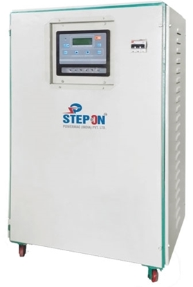 Picture of Servo Voltage stabilizer 10 Kva