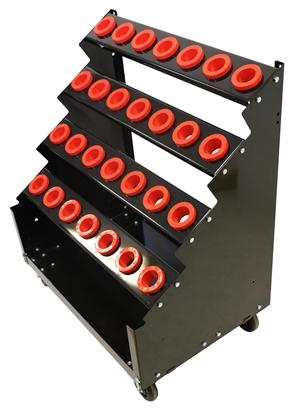 Picture of Tool Cart Steps Model UTT 102