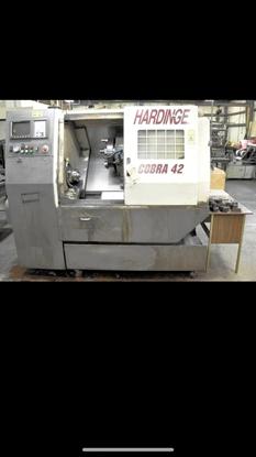 Picture of Cnc Turning Hardinge Cobra 42