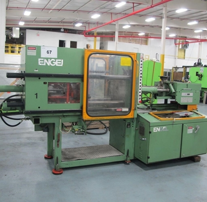 Picture of 80 TON CAP ENGEL MODEL ES24080